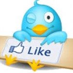 Me gusta en Twitter