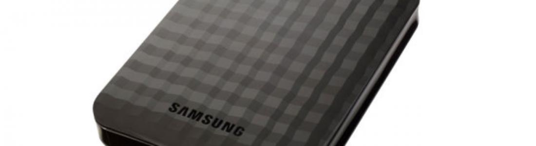 Samsung P3 Portable con hasta 4tb de almacenamiento