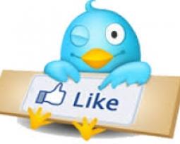 Se viene el botón de Me Gusta en Twitter