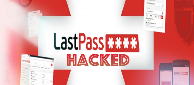Ciberataque a Lastpass, el gestor de contraseñas online